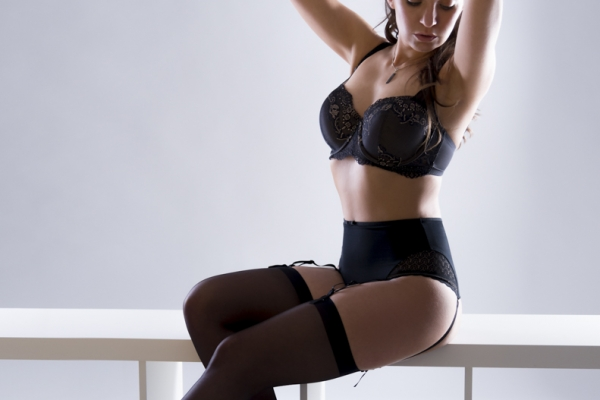 Dessous shooting Weimar